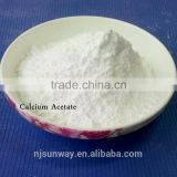 Food preservative calcium acetate manufacturer