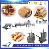 Food grade stainless steel 150kg/h cereal bar chocolate bar core filling snack food machine