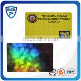pvc chip bank card manufacturer