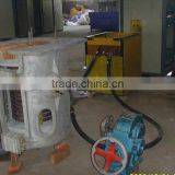 Complete set electric iron melting furnace for cast iron/iron scrap