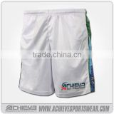 2015 Professional latest basketball shorts design high quality mesh fabric wholesale mens basketball jerseys shorts
