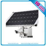Solar Powered 4G WiFi CCTV Camera Monitoring Security System