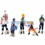 Sveda Wholesale action figure toy Naruto figures set of 5pcs, Naruto toy figure SV-NR024