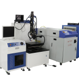 Flexible arm automatic laser welding machine laser soldering machine laser welder for any metal fixture optional