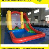 Commercial PVC tarpaulin guangzhou water slide inflatable for kids