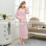 Hot sales high quality women and men bathrobe pajamas