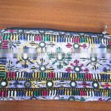 indian banjara clutch bag