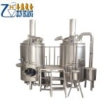 High quality 500L beer brewing equipment beer making machine beer mash tun