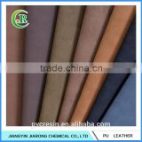 High Grade Rexine Leather Synthetic Nubuck Leather for Shoes