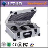 equipment instrument case aluminium tool case with drawers abs tool case mini gift tin tool box