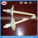 Low price high strength fiber glass FRP threaded anchor rock bolt for sale