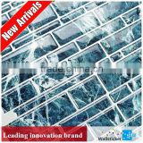 Yashi glass mosaic tile kitchen tile sticker
