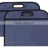 6P free 600D document bag business using meeting bag