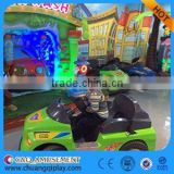 Driving School, popular indoor park amusement rides, playground rides, family game, kids electric car