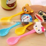 temperature color changing safe spoon BPA free