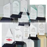 acrylic trophy with lots of designs, custom acrylic trophy made in china