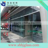 factory balcony mirror glass unitized curtain wall system with quality