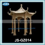 stone chinese patio one tire pavilions JS-GZ014