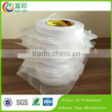 High insulation polyester Nonwoven double sided Cloth Fabric Tape for gaskets with die cut service