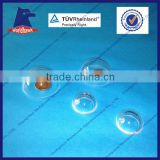 Sapphire dome lens /optical glass /Fused silica domes