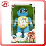 B/O multi function talking robot toy with light&sound CE certificate