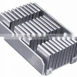 Professional aluminum extrusion profiles production batch customized various types extrusion aluminum profile radiator