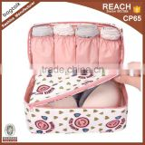 CT1-0009 Newest Full Printing Design Waterproof Polyester Fabric Clothes Travel Storage Bag