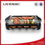 KL-J4300 2015 best seller smokeless barbecue grill tables