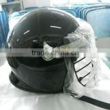 Riot helmet with metal cover FBK-03