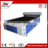 China machinery 1325 laser cutting bed for garments and textile industry/CE FDA cnc laser cutting machine