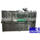 MIC-18-1 glass bottle filling oil filling machine oil bottle filling machine olive oil filling machine can reach 2500-3000BPH