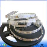 high bright rgb 3528 led strip flexible 5m/roll