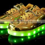 New design 7 color led light up funny kids shoes                                                                                                         Supplier's Choice