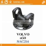 Europe truck flange yoke 8holes