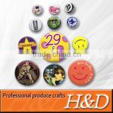 China 2012 high quality pin button badge maker