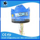 Birthday boy crown pinata manufacturers pinata designs                                                                         Quality Choice