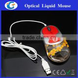 Cooperate Gift Wired Liquid Mouse with Custom Logo
