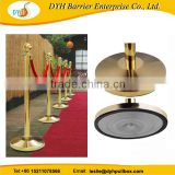 crowd control rope,brass rope stanchion,stanchions rope velvet