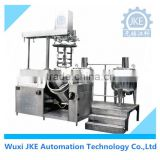 Toothpaste/Cosmetic Cream Homogenizing Vacuum Emulsifying Mixer Toothpaset Mixing Equipment