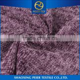 Wholesale fabric fashion polyester irregular fabric stocklot denim hawaiian print rayon fabric