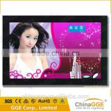 Slim wall mounted boards aluminum frame LED magnetic light boxes led advertising board led movie poster sign