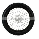 Cheap bicycle part 26er 80mm carbon fat bike rim tubuless 26'' snow bike carbon wheelset fat bike wheels