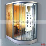 CLASIKAL computer controlled steam shower room ,high quality sauna shower room