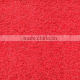 Three colors Red,Yellow,Green cheap artificial grass prices turf carpet for garden and landscaping