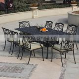 cast aluminum patio furniture outdoor furniture aluminum furniture garden furniture dining set