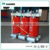 ground mounted 11kv 160kva fire-proof explosion-proof electrical resin cast dry distribution transformer