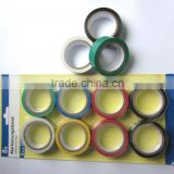 blister card PVC electrical tapes