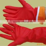 ali express Creative household items extended thickening and fluffy rubber gloves and latex gloves