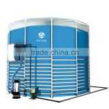 15m3 Portable Assembly Biogas Plant for Cow Dung Treatment                                                                         Quality Choice                                                                     Supplier's Choice