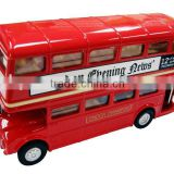 1:72 die cast double-decker model bus